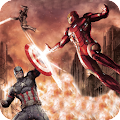 Super Infinity God Heroes : Karate Fights Game APK