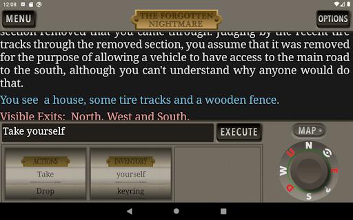The Forgotten Nightmare Adventure Game moddedcrack screenshots 14