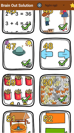 Brain Out Solution apkslow screenshots 2