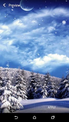 冬ライブ壁紙