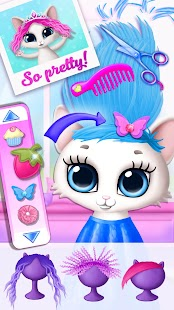 Kitty Meow Meow - My Cute Cat Day Care & Fun Screenshot