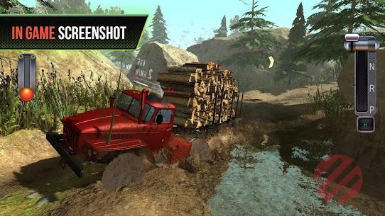 Truck Simulator OffRoad 4 MOD (Unlock All Levels) 2