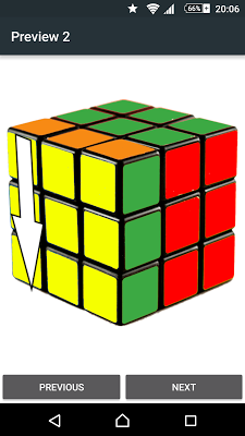 Cool Rubik's Cube Patterns - screenshot