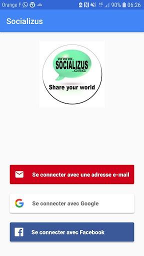 Socializus 37 screenshots 1