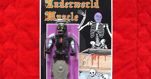 Underworld Muscle - Series 3 (2016)