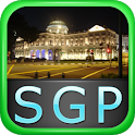 Singapore Offline Travel Guide icon