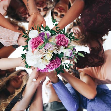 Wedding photographer Andrey Yusenkov (Yusenkov). Photo of 26.11.2017