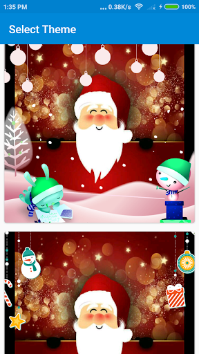 Christmas Photo Video Maker 2018 1.0 screenshots 5