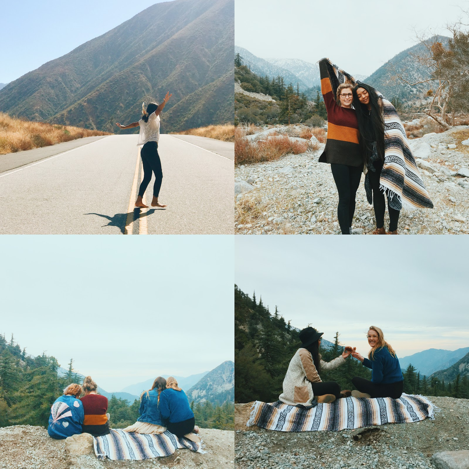 Mt. Baldy and Beautiful People