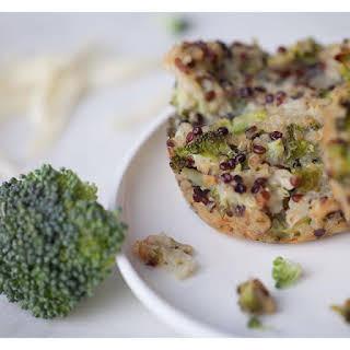 Broccoli Quinoa Mini Muffins.