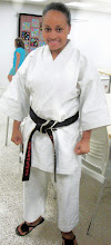 Photo: Karate teacher
