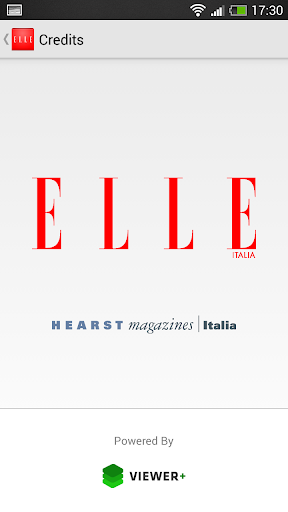 Elle Italy screenshot 5