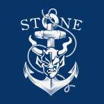 Logo of Stone Liberty Station Outbreak Series Stone Smokeless Porter