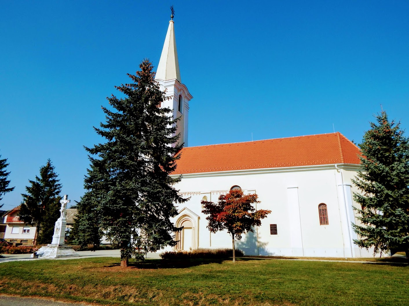 Bő - Szent Imre herceg rk. templom