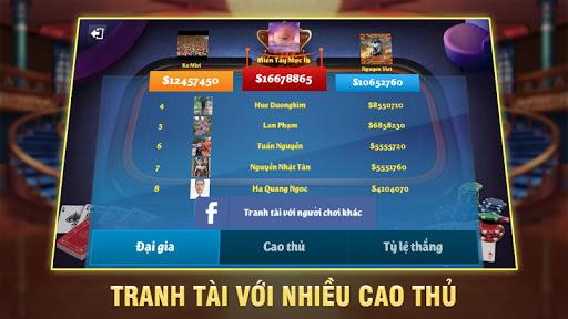 tai Tien len mien nam - Game Danh bai BigKool 1.1 3