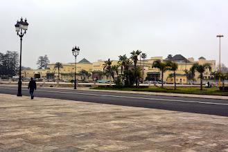 Photo: I start my tour in Rabat at the Royal Palace