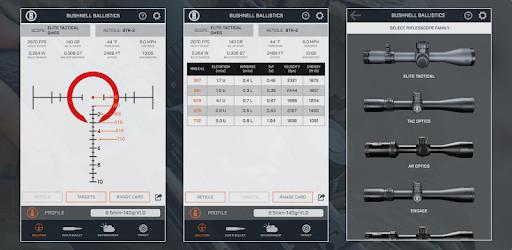 Bushnell Ballistics - Apps on Google Play