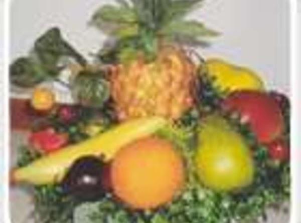 Paradise Fruit Bowl Recipe