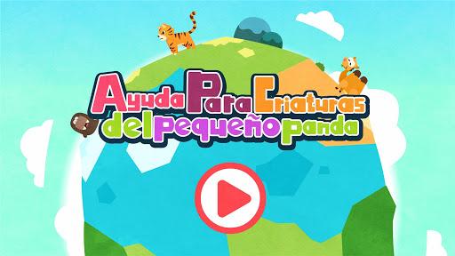 Mundo de Animales del Pequeño Panda screenshot 7