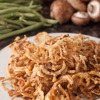 French Fried Onions Recipes.