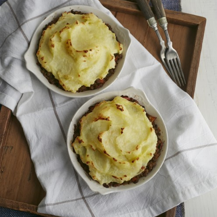Shepherd'S Pie From Vegan Under Pressure Recipe