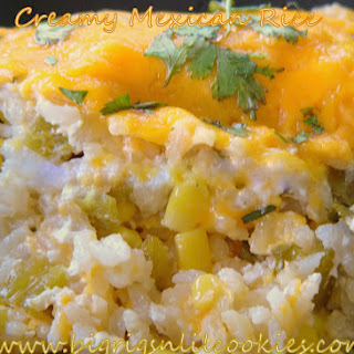 Creamy Mexican Rice