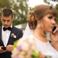Wedding photographer Sergey Kovalchuk (KOVFILMS). Photo of 22.10.2015