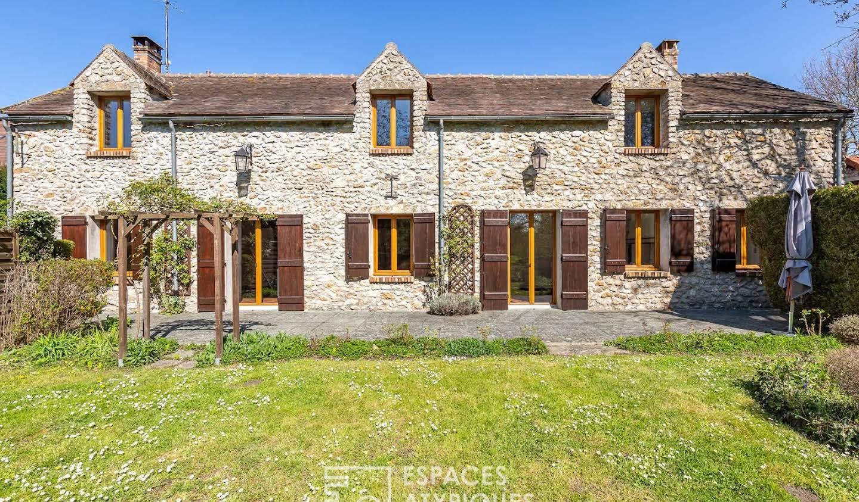 Maison avec terrasse Lardy