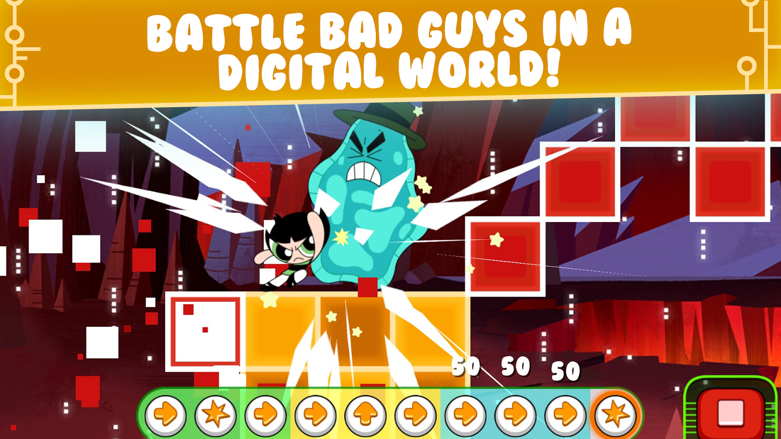 glitch fixers powerpuff girls android apps on google play