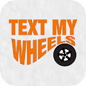 TextMyWheels icon