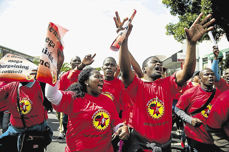 Numsa says capitalism is responsible for the high rate of attacks against women.
