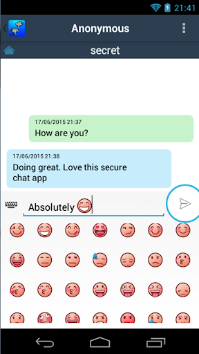Wild Beast Bitcoin Secure Chat
