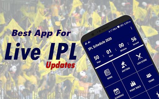 IPL Live 2020 screenshot 1