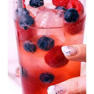 Fresh Fruit Punch.