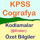KPSS Coğrafya Kodlamaları Coğrafya Özet Bilgiler icon