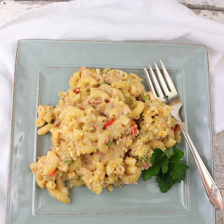 Stove Top Tuna Casserole Recipe