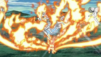 Naruto Enters the Battle