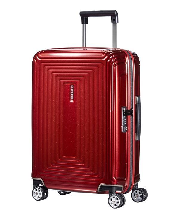 Mức giá của chiếc vali cao cấp Samsonite lên đến vài chục triệu đồng.