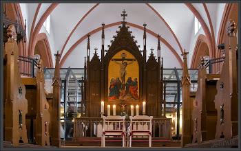 Photo: Sankt Marienkirche in Boizenburg an der Elbe