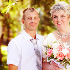 Wedding photographer Yuliya Lukyanova (Lukovka1981). Photo of 13.09.2014