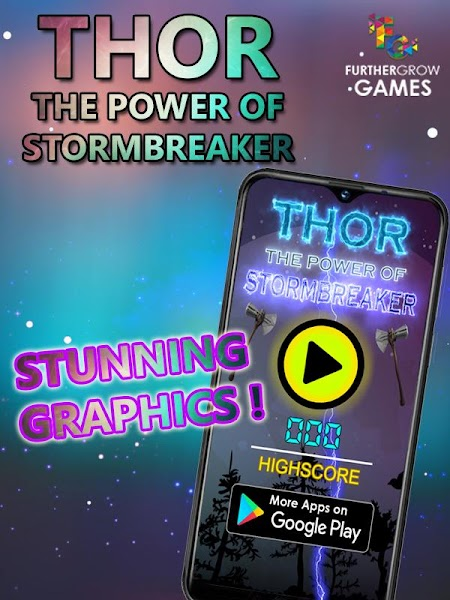 Thunder The Rage of Storm Axe