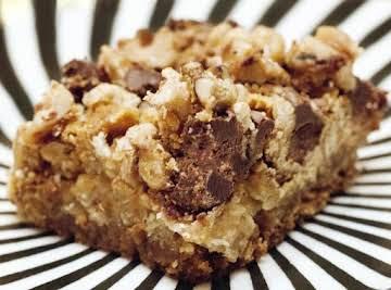 Eleanor's 7 Layer Cookies