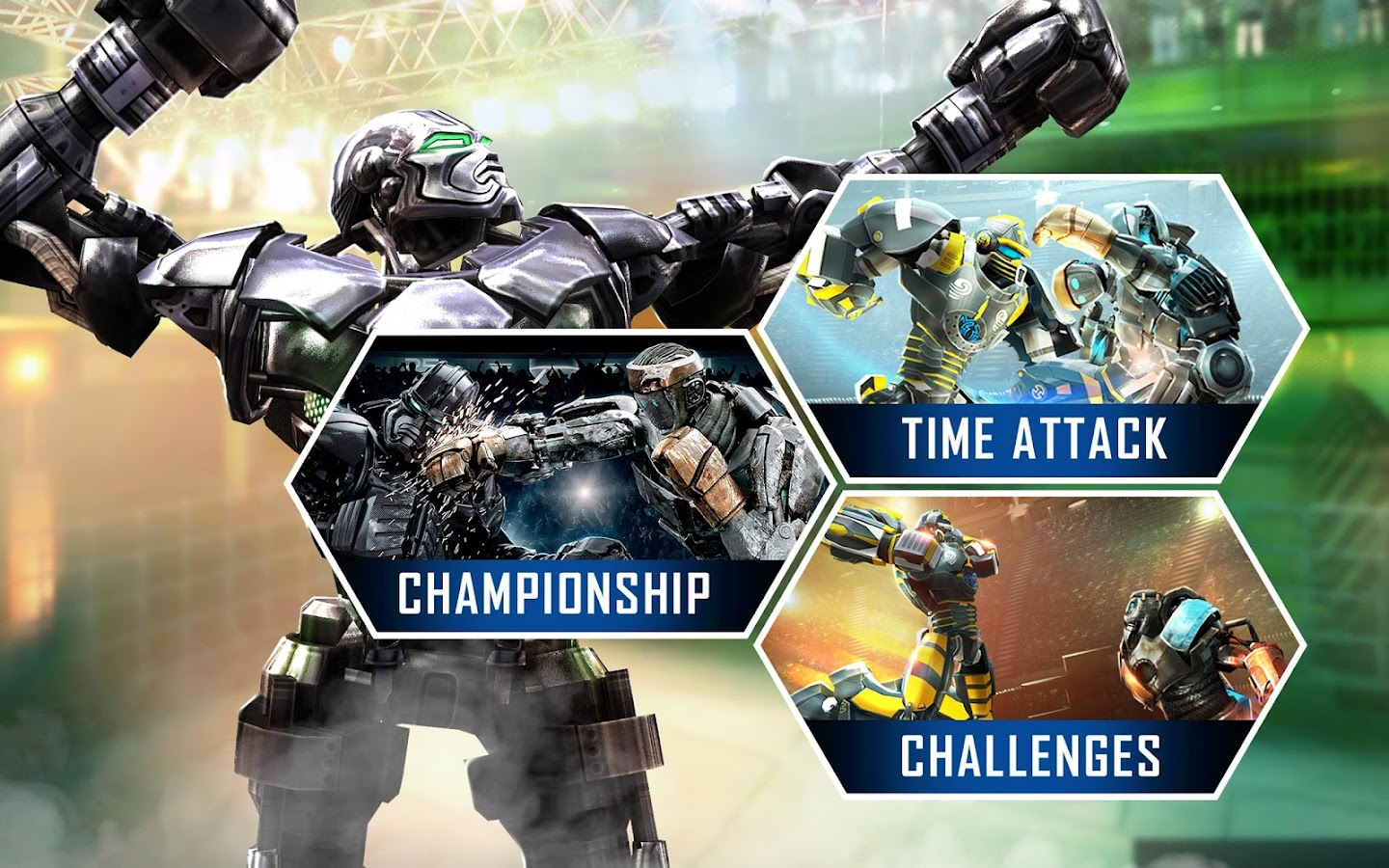 Real Steel World Robot Boxing Apl Android Di Google Play