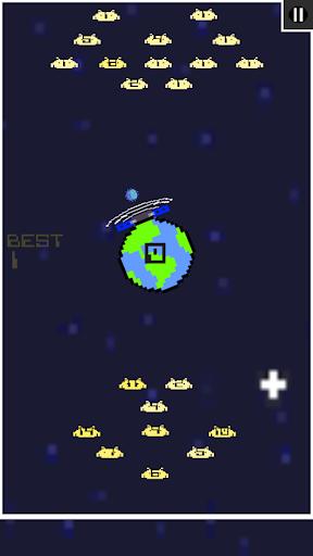 Télécharger Galaxy vs Alien: Best Galaxy Arcade apk mod screenshots 1