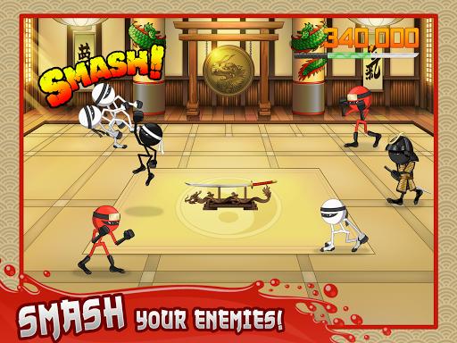 Stickninja Smash (Mod Money)
