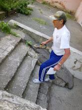 Photo: Где начальство тоже ходит босиком?