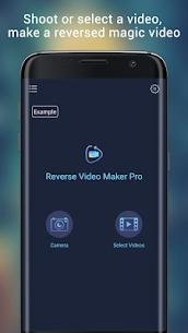 Reverse Video Maker PRO v2.0.2 APK 1