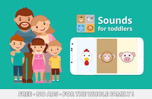 Sounds for Toddlers FREE Apk Download Free for PC, smart TV