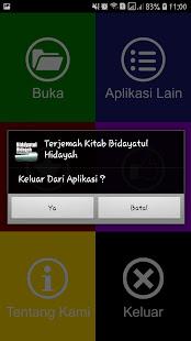 Download Bidayatul Hidayah Terjemahan For PC Windows and Mac apk screenshot 11
