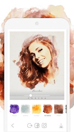 PORTRA u2013 Stunning art filter 2.0 screenshots 2